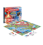 Pokemon Brettspiel Monopoly *Deutsche Version*