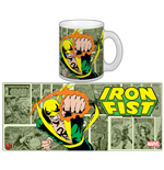 Marvel Comics Tasse Iron Fist