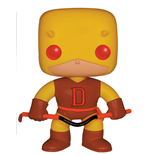 Marvel Comics POP! Vinyl Wackelkopf-Figur Yellow Daredevil Limited 9 cm