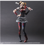 Batman Arkham Knight Play Arts Kai Actionfigur Harley Quinn 25 cm