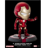 Avengers Age of Ultron Wackelkopf-Figur Iron Man Mark XLIII 13 cm