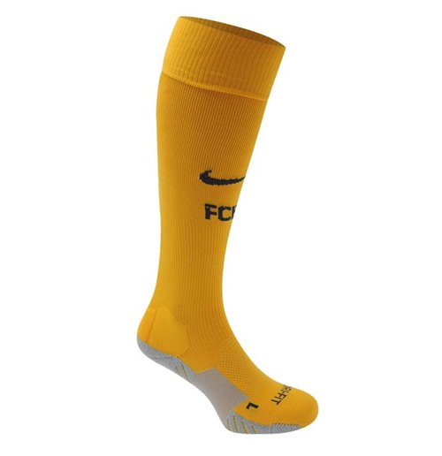 Socken Barcelona 2015-2016 Away (Gold)