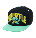 Pokemon Snap Back Hip Hop Cap Squirtle