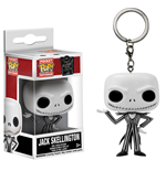 Nightmare Before Christmas Pocket POP! Vinyl Schlüsselanhänger Jack Skellington 4 cm
