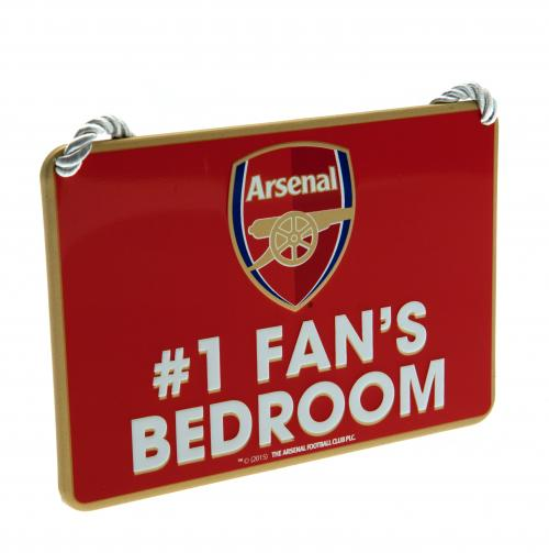 Schild aus Metall Arsenal