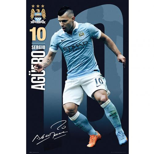 Poster Manchester City FC 176990