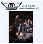 Vinyl Aerosmith - Live At Paul's Mall  Boston  Ma   March 20  1973
