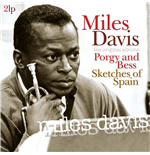Vinyl Miles Davis - Porgy And Bess/Sketchesof Spain (2 Lp)