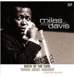 Vinyl Miles Davis - Birth Of The Cool + 'Round About Midnigh (2 Lp)