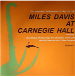 Vinyl Miles Davis - At The Carnegie Hall Part One