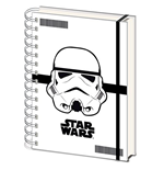 Notizbuch Star Wars - Stormtrooper