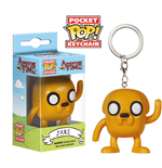 Adventure Time Pocket POP! Vinyl Schlüsselanhänger Jake 4 cm