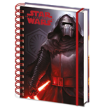 Star Wars Episode VII Notizbuch A5 Dark