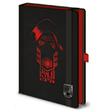 Star Wars Episode VII Premium Notizbuch A5 Kylo Ren