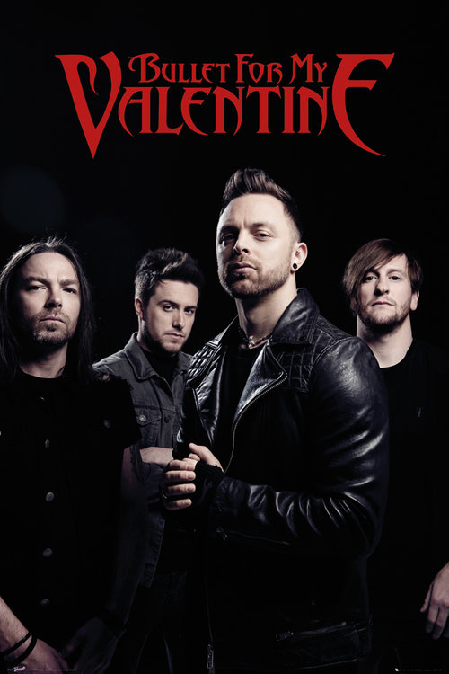 Poster Bullet For My Valentine