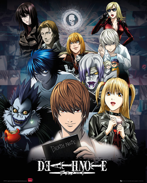 Poster Death Note 177430