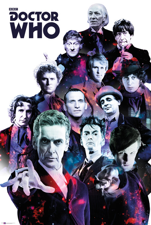 Poster Doctor Who  177432