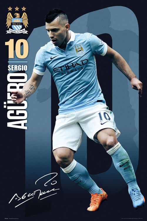 Poster Manchester City FC 177441