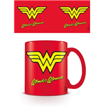 DC Comics Tasse Wonder Woman Logo