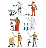 Star Wars Actionfiguren 10 cm 2015 Snow/Desert Wave 2 Sortiment (12)