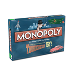 Thunderbirds Brettspiel Monopoly *Englische Version*
