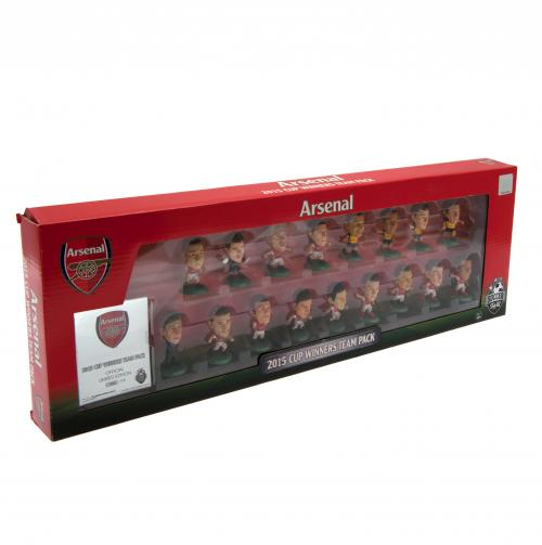 Actionfigur Arsenal Soccerstarz Chanpions F.A.