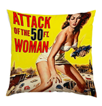Kissen Attack Of The 50FT Woman 178615