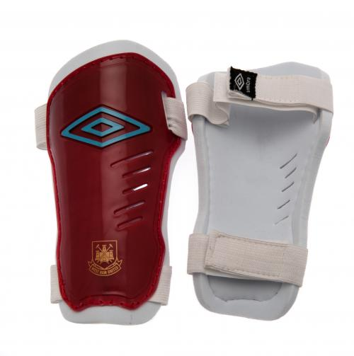 West Ham United F.C. Umbro Shinpads XS