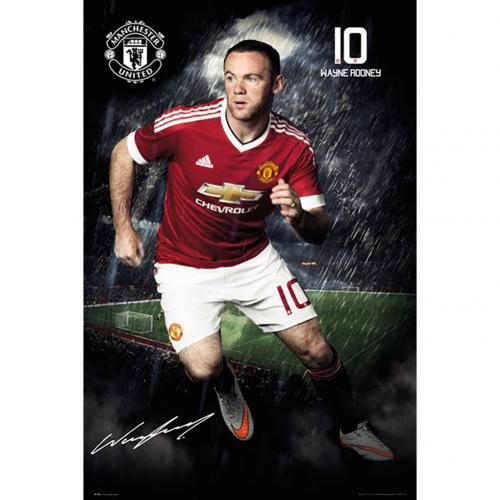 Poster Manchester United FC 178758