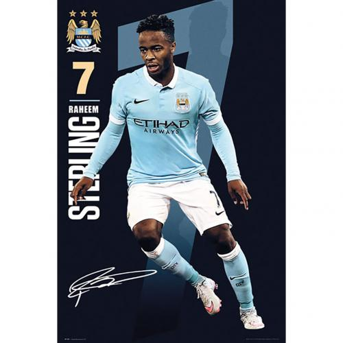 Poster Manchester City FC 178759