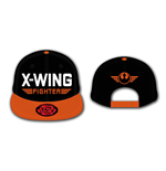 Star Wars Episode VII Baseball Cap X-Wing Fighter