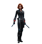 Avengers Age of Ultron Movie Masterpiece Actionfigur 1/6 Black Widow 28 cm
