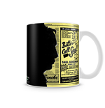 Breaking Bad Tasse Better Call Saul Ad
