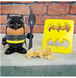 DC Comics Eierbecher und Toastausstechform Batman
