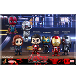Avengers Age of Ultron Cosbaby (S) Minifiguren Serie 2 Box Set 9 cm