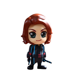 Avengers Age of Ultron Cosbaby (S) Minifigur Serie 2 Black Widow 9 cm