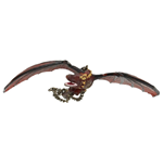 Game of Thrones Christbaumschmuck Dragon 11 cm