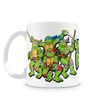 Teenage Mutant Ninja Turtles Tasse Turtle Power