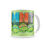 Teenage Mutant Ninja Turtles Tasse Distressed Faces