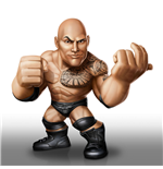 WWE Wrestling Minifigur The Rock 8 cm