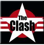 Magnet The Clash - Star Logo