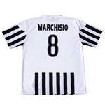 Trikot Juventus 2015/16 Home Replik- Marchisio 8