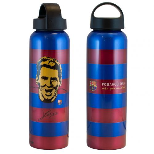 Trinkflasche FC Barcelona XL Messi