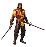 Mortal Kombat X Actionfigur Scorpion Bloody Variant Previews Exclusive 15 cm