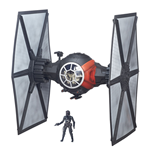 Star Wars Episode VII Black Series 6-inch Fahrzeug 2015 First Order Special Forces TIE Fighter 65 cm