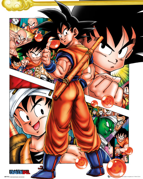 Poster Dragon ball 179627