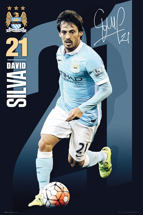 Poster Manchester City FC 179631