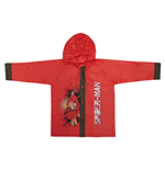 Regenjacke Spiderman