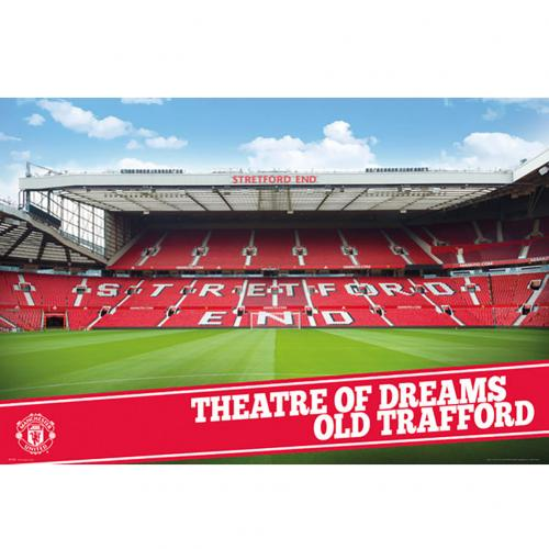 Poster Manchester United FC 180398