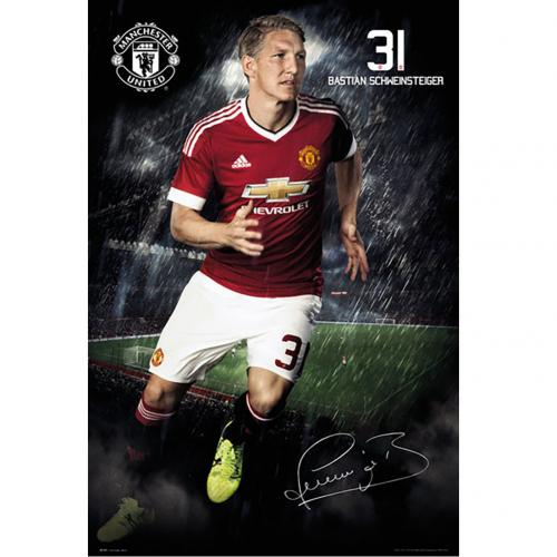 Poster Manchester United FC 180400